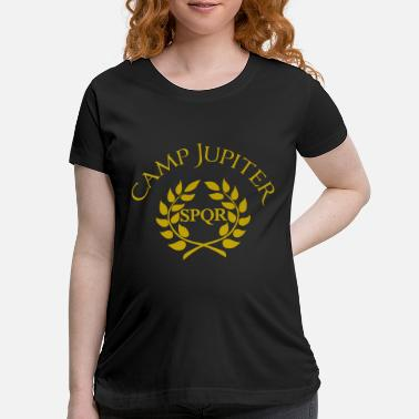 Camp Camp Jupiter - Maternity T-Shirt