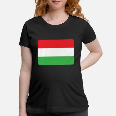 Hungary HUNGARY IS THE NUMBER 1 - Maternity T-Shirt