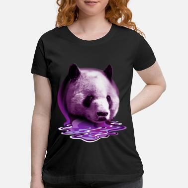 Thirsty Thirsty Bear - Maternity T-Shirt