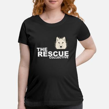The Rescue Collective - Maternity T-Shirt