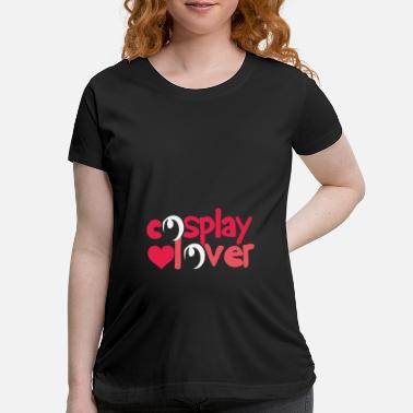 Christmas Cosplay Lover T-Shirt & Gift Idea - Maternity T-Shirt