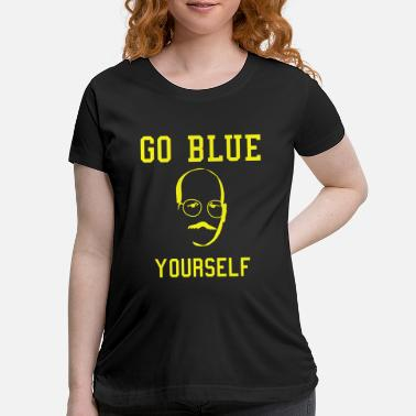 Arrested Development Tobias Go Blue Yourself - Maternity T-Shirt