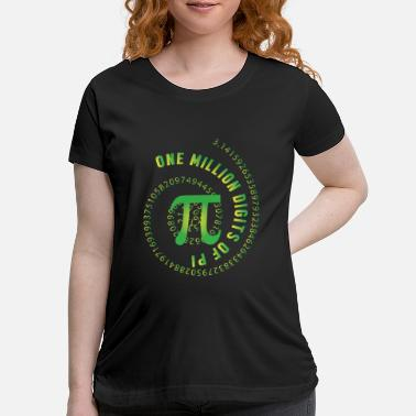 pi day - Maternity T-Shirt