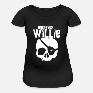 One eyed willie retro tshirt childrens size Goonies style film action adventure