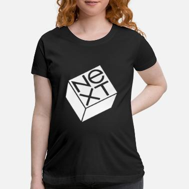 Computer Next Logo Retro Computers rubbit Geek - Maternity T-Shirt