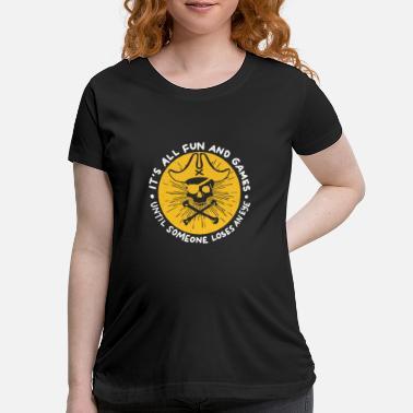 Shop Buccaneers Maternity T-Shirt online   Spreadshirt