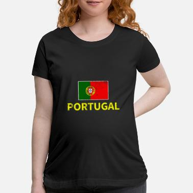 Portugal portugal - Maternity T-Shirt