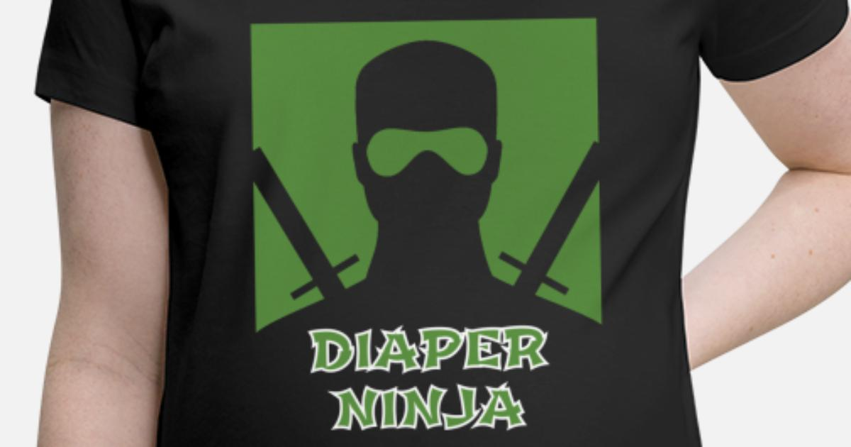 Objective Ready To Change Diapers Dad To Be Gas Mask Mens T-shirt Back To Search Resultsmen's Clothing