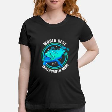Rod Coelacanth - Maternity T-Shirt