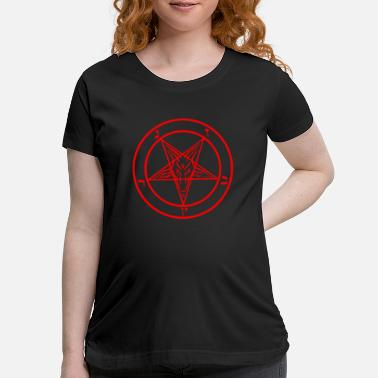 Pentagram - Maternity T-Shirt