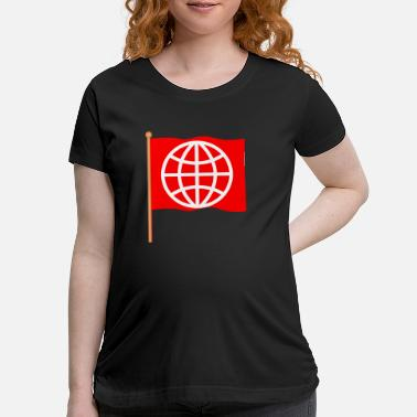 Web web - Maternity T-Shirt