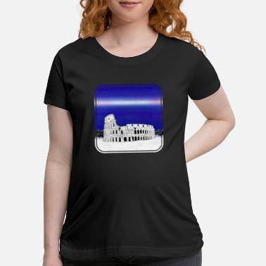 Colosseum Colosseum Seven Wonders - Maternity T-Shirt