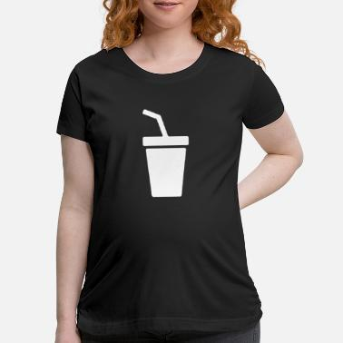 Thirsty Expression Thirsty - Maternity T-Shirt