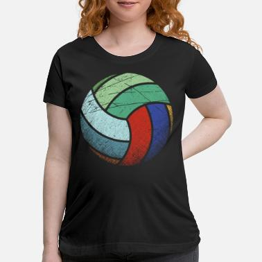 Teamsport Volleyball , teamsport giftidea, ballsport, - Maternity T-Shirt