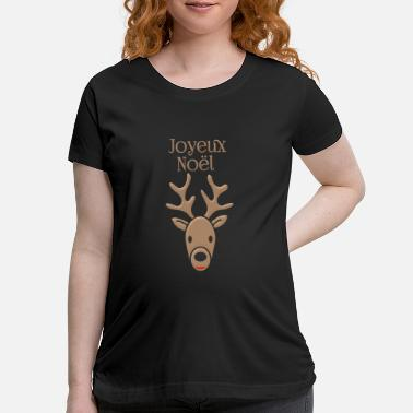 Débardeur Santa cadeau cloche arbre de Noël Noël PJ Nightwear Baggy Long Robe T-Shirt
