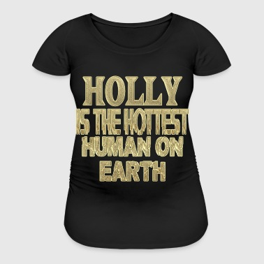 Holly - Women's Maternity T-Shirt
