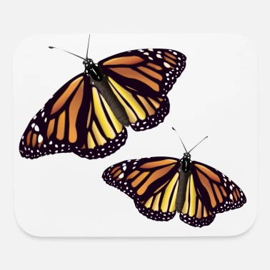 Monarch Butterfly Mouse Pad Spreadshirt