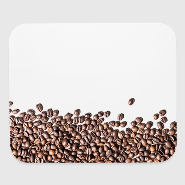 coffee pad beans - Mouse pad Horizontal