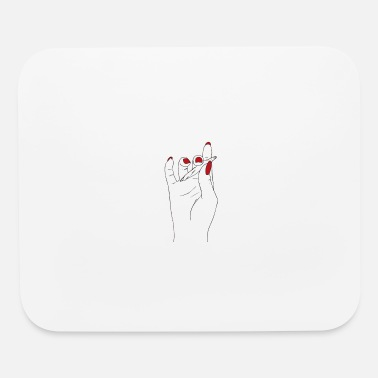 Roll rolled - Mouse Pad