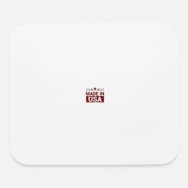 Usa made in usa - Mouse Pad