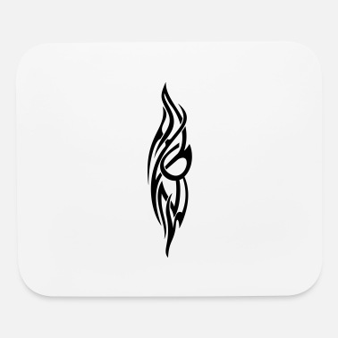 Cool tribal tattoo design - Mouse Pad