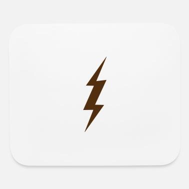 Flashed flash - Mouse Pad