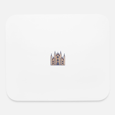 Cathedral Milan Cathedral - Mouse Pad