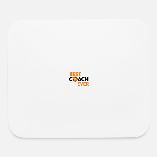 Best Mouse Pads - best-coach-ever - Mouse Pad white