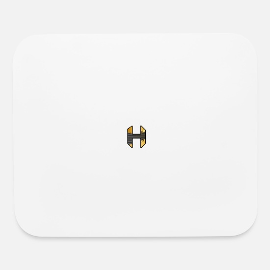 Game Mouse Pads - Hurst Clan Apparel - Mouse Pad white