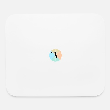 Athletes Athlet - Mouse Pad