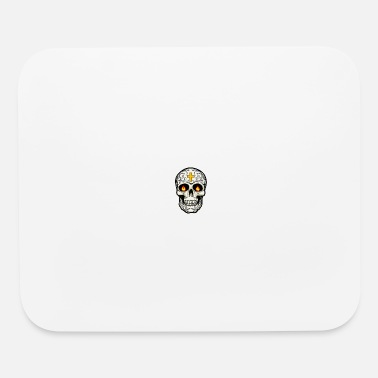 Cuisine Mexican Cuisine Skull - Mouse Pad