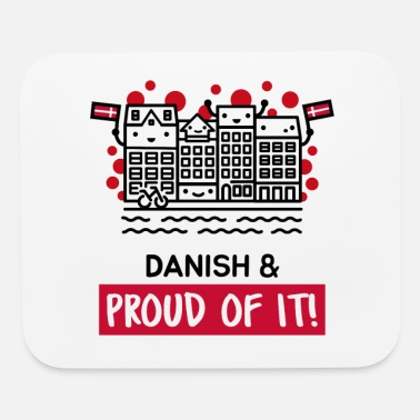 Family Reunion Danish and Proud Of It - Mouse Pad