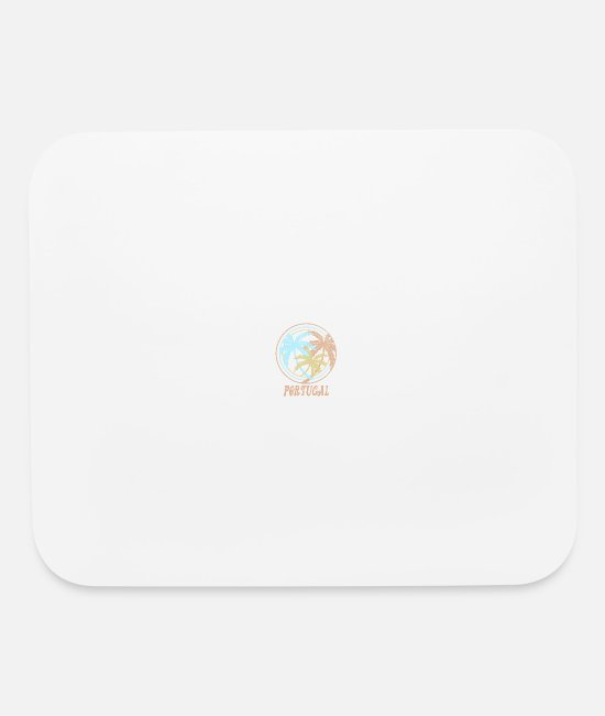 Portugal Mouse Pads - Portugal - Mouse Pad white