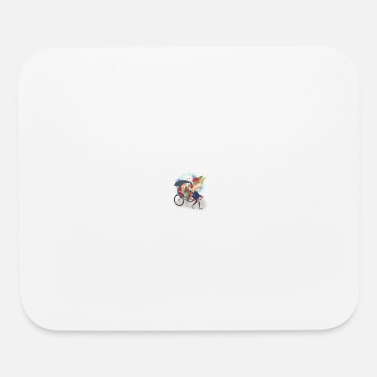 Vector Mouse Pads - look - Mouse Pad white