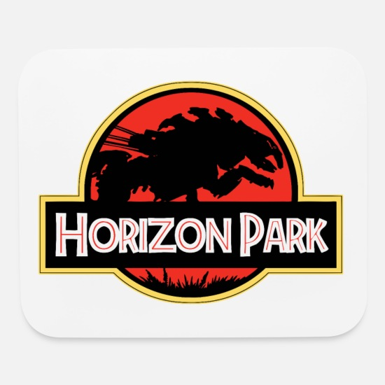 Horizon Mouse Pads - Horizon Park - Mouse Pad white