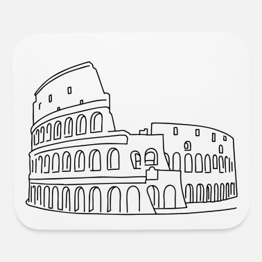 Colosseum Colosseum in Rome - Mouse Pad