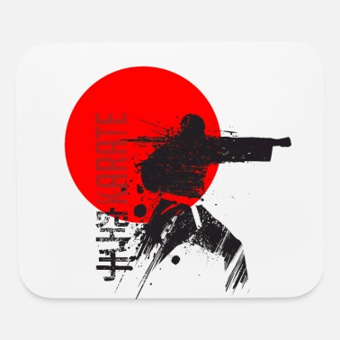 Karate Karate Japan - Mouse Pad