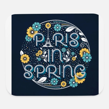 Paris in Spring - Mouse Pad