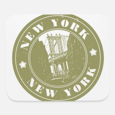 New York City New York City - Mouse Pad