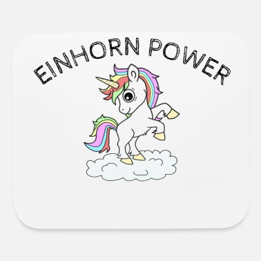 Einhorn Einhorn Power - Mouse Pad