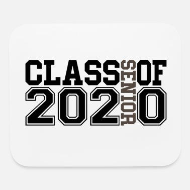 High School Graduate senior class of 2020 graduation giftstudies,2020gr - Mouse Pad