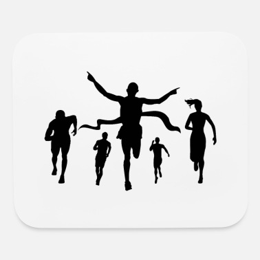 Running Running - Mouse Pad