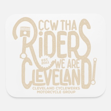 Tha Riders Thumper Wrencher design - Mouse Pad