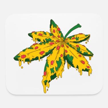 Gourmet Pizza Gourmet - Mouse Pad