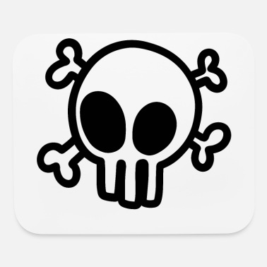 Pirate Skull Skull Pirate - Mouse Pad