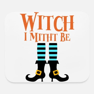 Witch Witch Witches - Mouse Pad