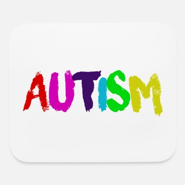 Autism Autism Awareness Day - Autism - Mouse Pad