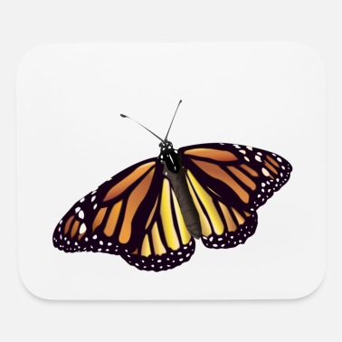 Monarch Butterfly - Mouse pad Horizontal