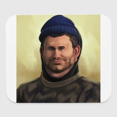 h3h3productions drawing of Ethan - Mouse pad Horizontal