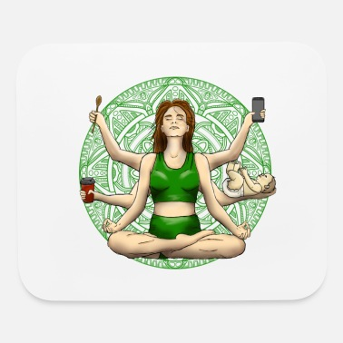 New Age New Age Divine Feminine - Mouse Pad